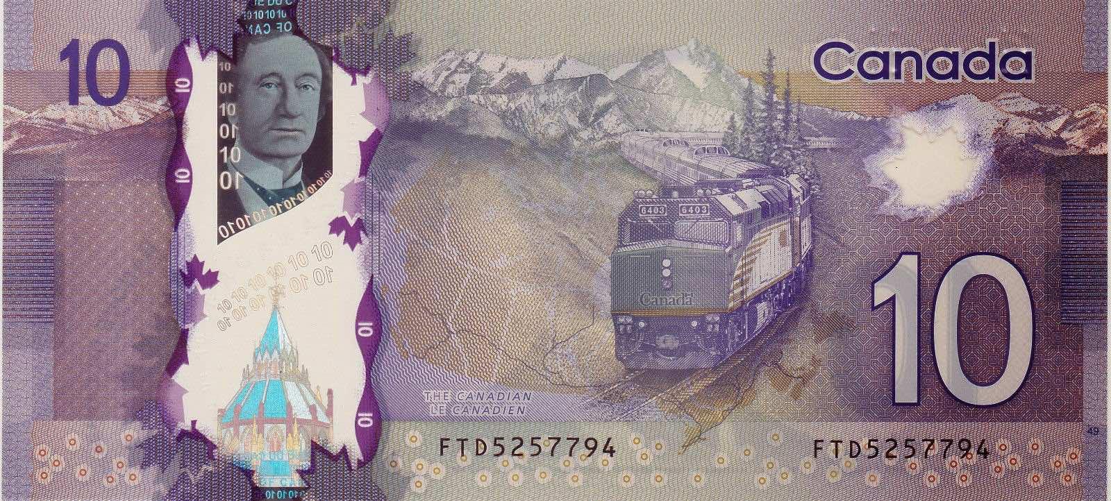 canada-10-dollar-polymer-bill-2013