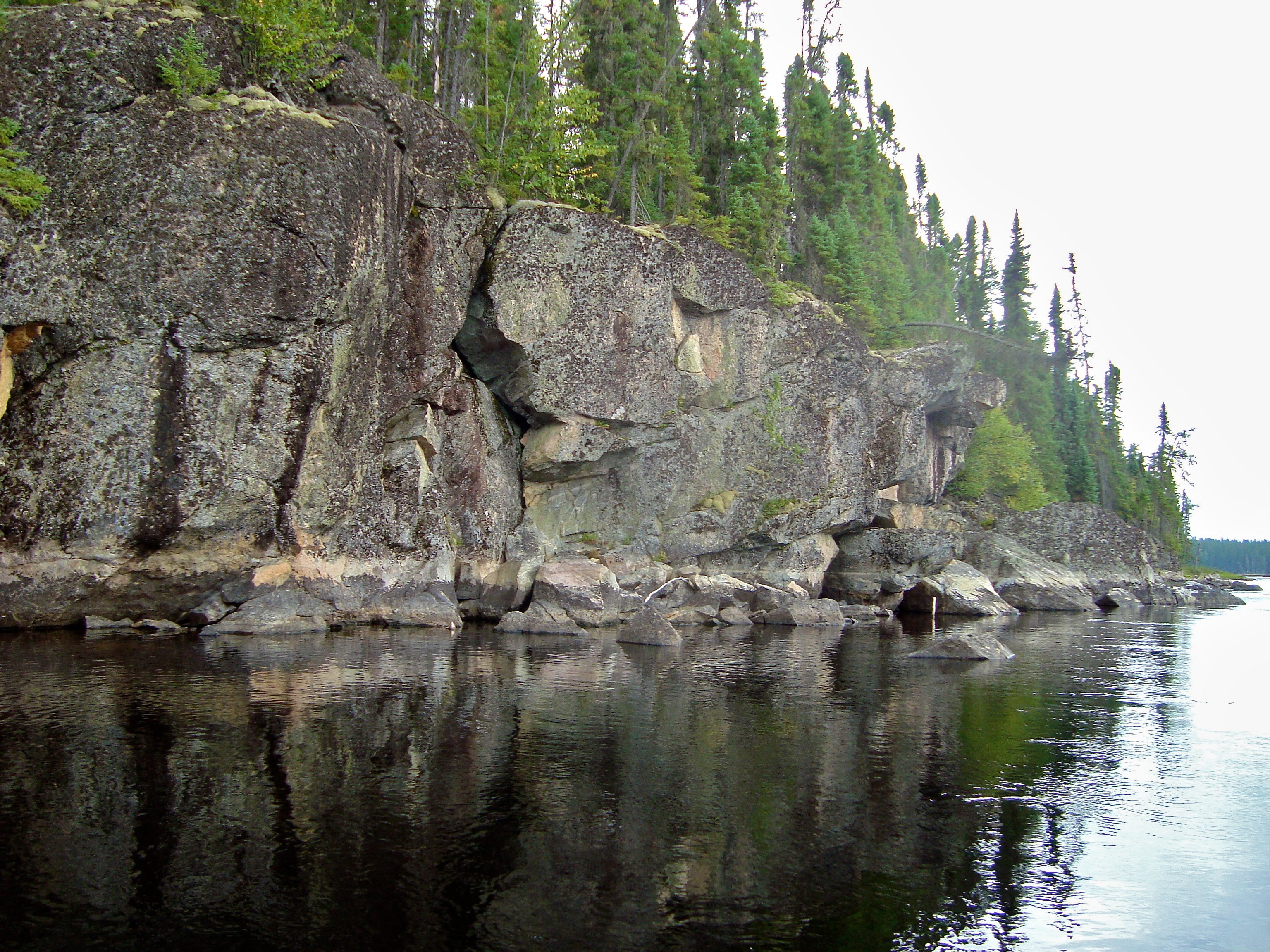 Pictographs of the Canadian Shield | ramblin' boy | Page 3