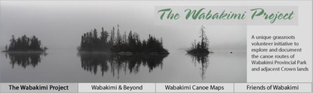 Wabakimi Project header