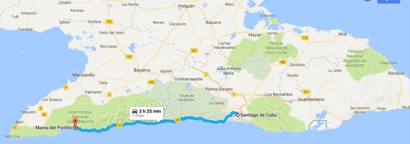 170 kilometers of incredible cycling - often right along the shore