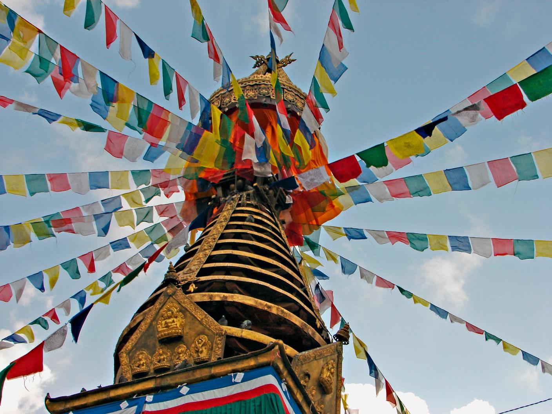Blowin In The Wind An Appreciation Of Tibetan Buddhist Prayer
