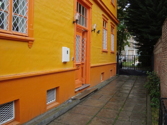 a slice of colour in Punta Arenas