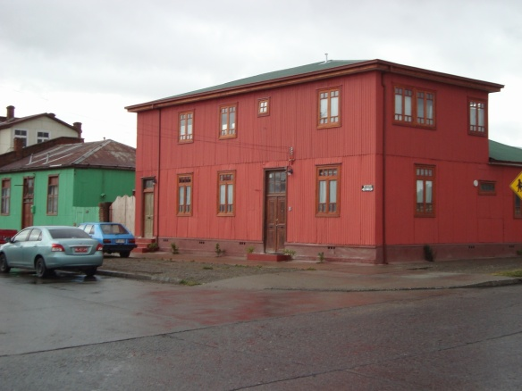 my home in Punta Arenas