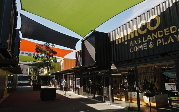 Re:START mall Christchurch - just a temporary thing