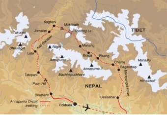 Exodus Annapurna Circuit