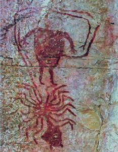 Burnt Bluff (Spider Cave)