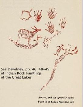 Dewdney. Site #28. Whitefish Bay