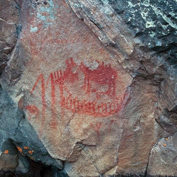 Mazinaw Rock - Dewdney's Face II