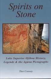 Thor Conway Spirits on Stone 2010 front cover