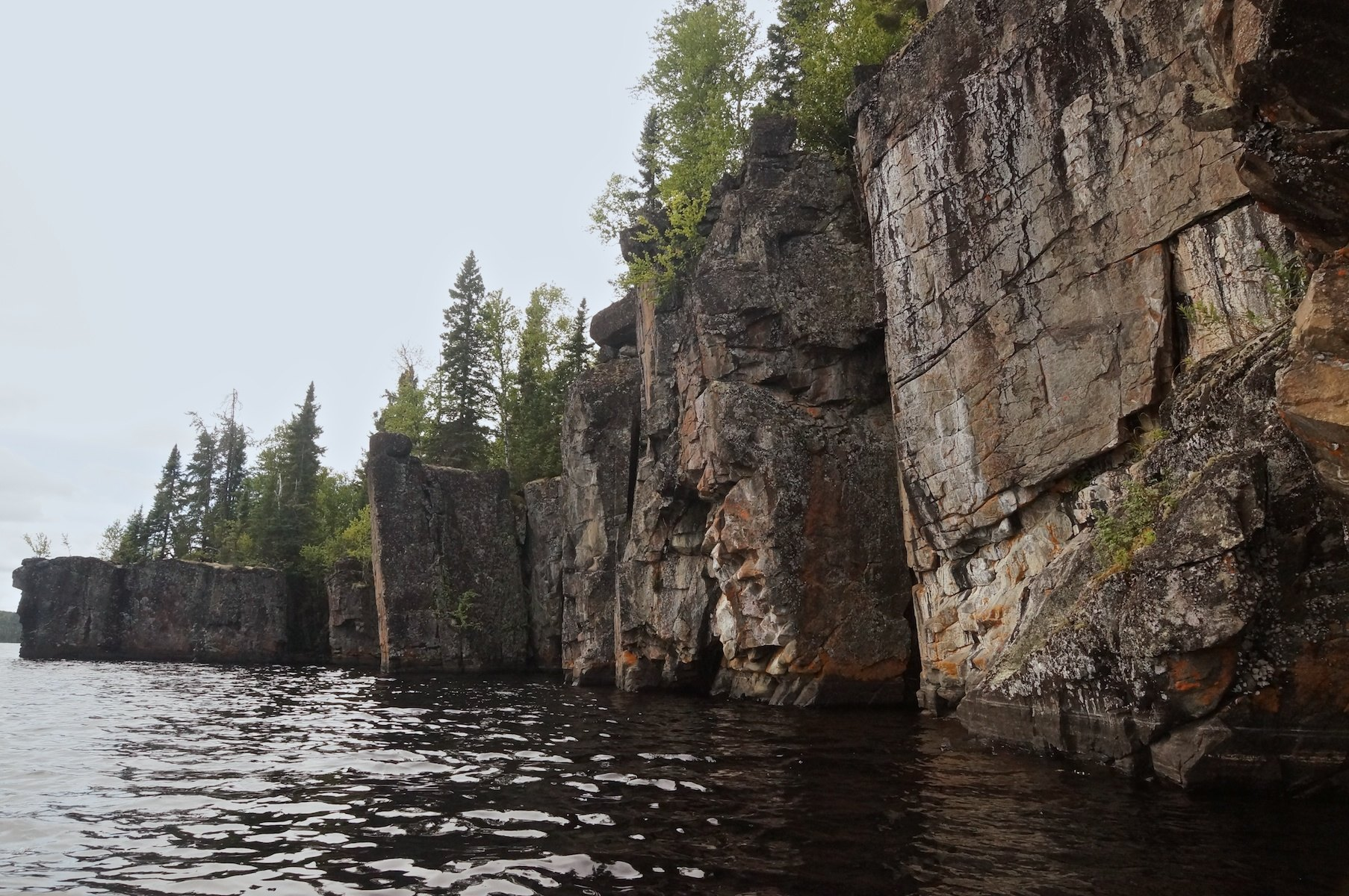 The Pictographs of Wabakimi's Cliff Lake – Selwyn Dewdney ...