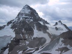 Mount Assiniboine:Canadian Rockies