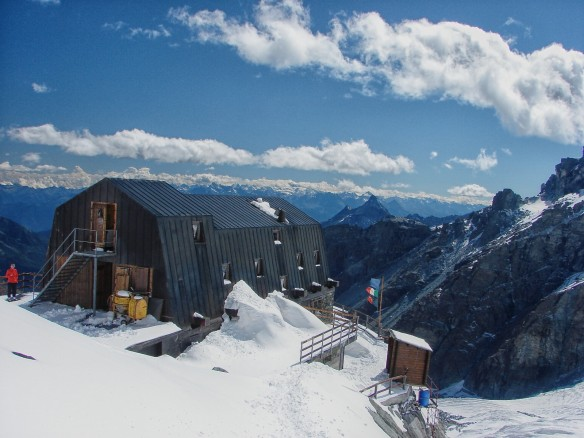 Val d'Ayas Guides' Hut