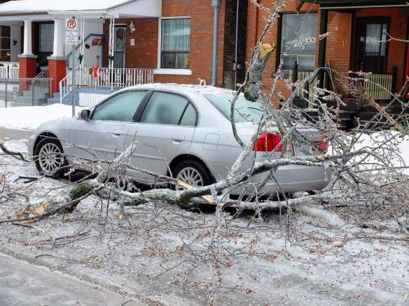 another Icestorm casualty on Riverdale
