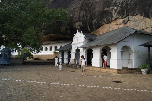 Dambullah verandah over Cave 1