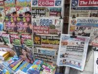 Kandy - newstand