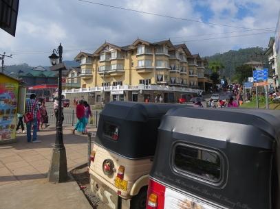 Nuwara Eliya street corner