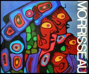 The Art of Norval Morrisseau_1979 front cover
