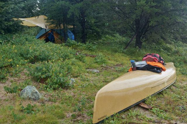 Felsia Lake Tent Site