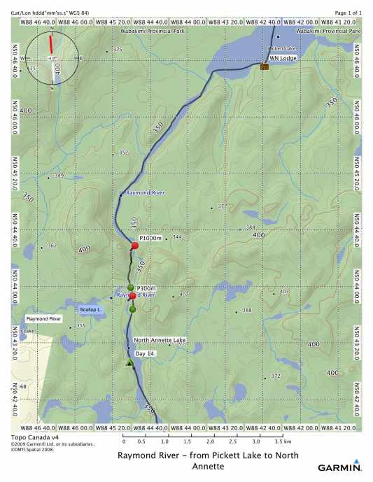 raymond-river-from-pickett-lake-to-north-annette-lake