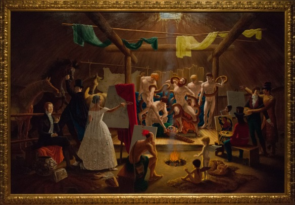 The Academy by Kent Monkman (2007)
