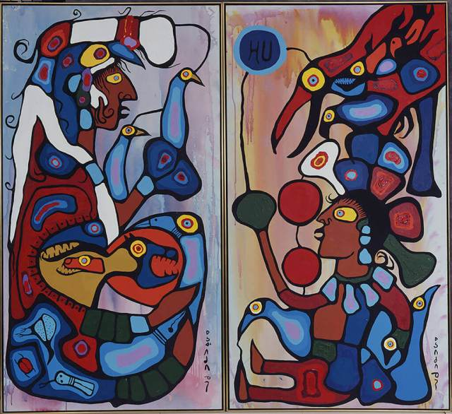 morrisseau-the-storyteller-the-artist-and-his-grandfather