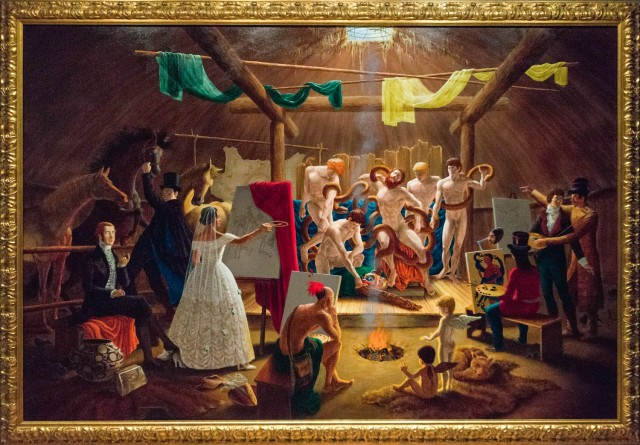 the-academy-by-kent-monkman-2007