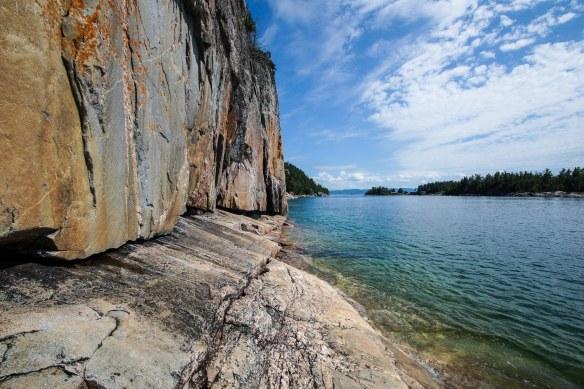 Agawa Rock - A Site of Spiritual Power to the Anishinaabe