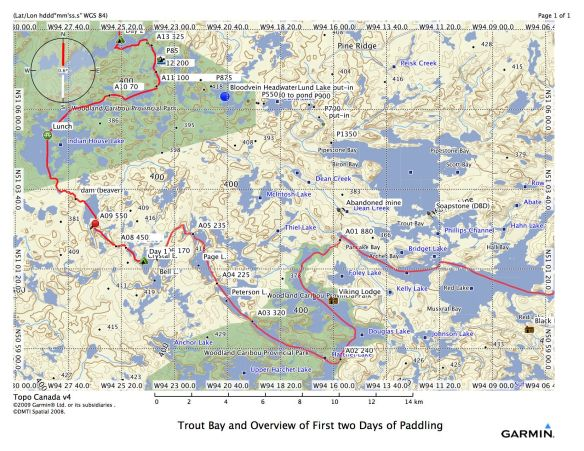 trout-bay-and-first-two-days-paddling