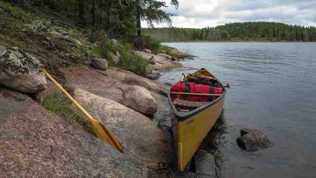 Break Time - Artery Lake