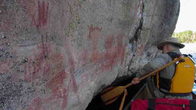 Murdock-Larus pictographs