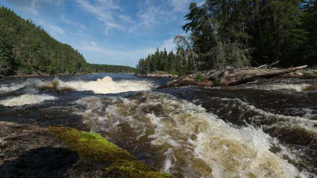 Bloodvein Rapids W27