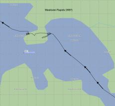 Meekisiwi Rapids -