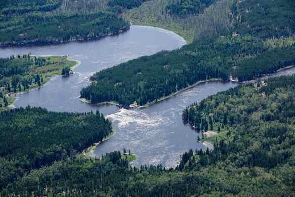 The Bloodvein - Sekak Rapids (W49)
