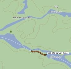 W59P240 Canyon Rapids