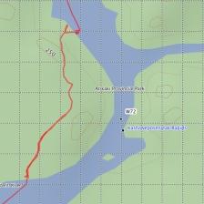 W72 - Kashaweposenatak Rapids - Portage