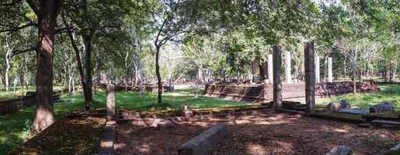 Abhayagiri Residential Quarters