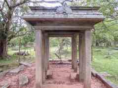 Burrow's Pavilion (Stone Canopy)