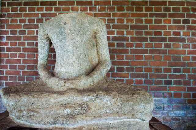 the fourth of Abhayagiri's Samadhi Buddhas