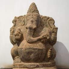 Ganesha - gneiss - 12th C CE.