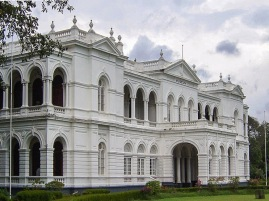Sri Lanka's National Museum