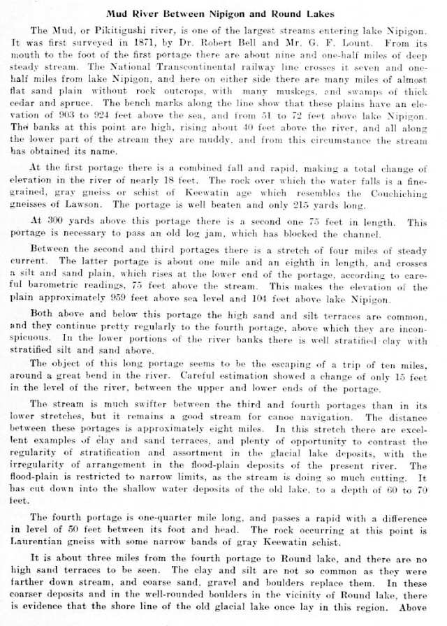 P.155 of the 1909 Annual Report  by Ontario's Department of Mines