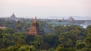 34. some of the stupas of Bagan's Plains of Merit