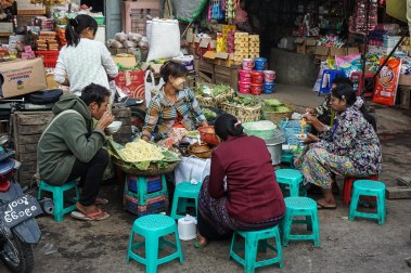 54. Mandalay Market street kitchen