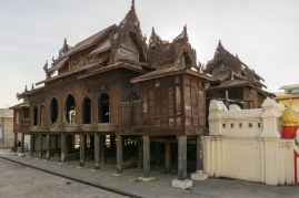 67. Shwe Yaunghwe Kyaung - the monastery on the way to Nyaungshwe