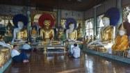 8. Shwedagon shrine room