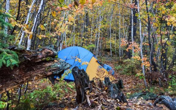 02. Camp near Turtle Rock