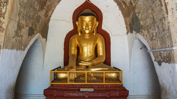 another Thatbyinnyu seated Buddha