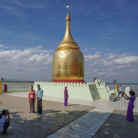 Bagan's Bupaya