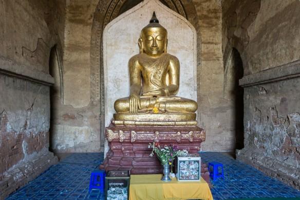 Kubyauk-Gyi (Myinkaba) Buddha