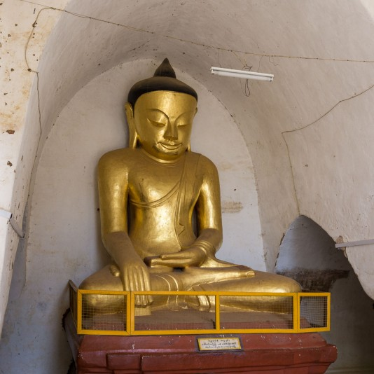 Thatbyinnyu Buddha